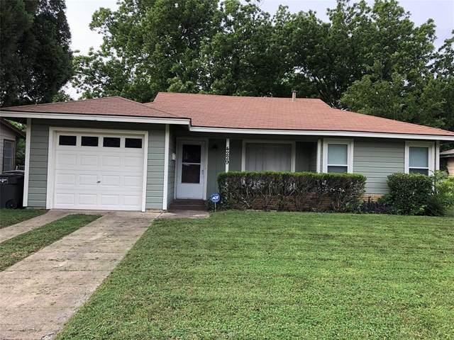 4229 Eastland Street, Fort Worth, TX 76119 (MLS #14463665) :: The Mauelshagen Group