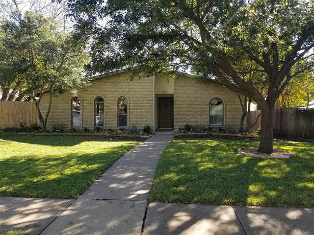 1812 Spanish Trail, Plano, TX 75023 (MLS #14463707) :: Hargrove Realty Group
