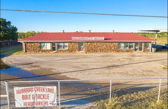 6882 Us Highway 180 W, Breckenridge, TX 76424 (MLS #14464048) :: The Mitchell Group