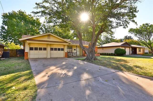 1955 Minter Lane, Abilene, TX 79603 (MLS #14464068) :: Real Estate By Design