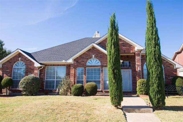 2509 Basswood Drive, Rowlett, TX 75089 (MLS #14464094) :: Keller Williams Realty