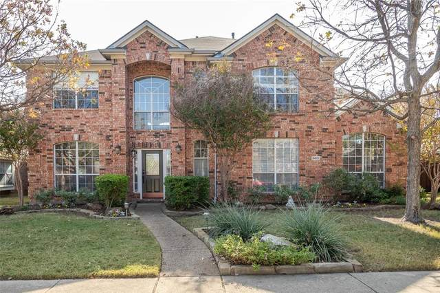 9601 Sean Drive, Frisco, TX 75035 (#14464098) :: Homes By Lainie Real Estate Group