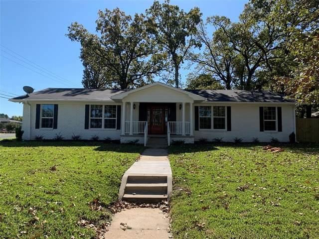 1827 Easy Street, Tyler, TX 75703 (MLS #14464111) :: Real Estate By Design