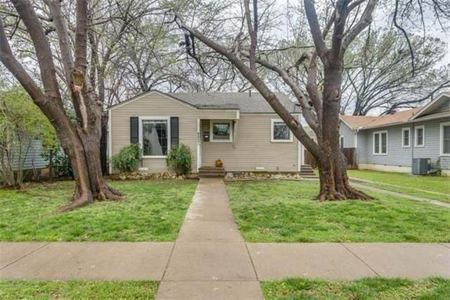 4821 Calmont Avenue, Fort Worth, TX 76107 (MLS #14464112) :: Potts Realty Group