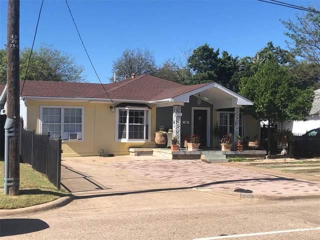 2507 S Vernon Avenue, Dallas, TX 75224 (MLS #14464150) :: Real Estate By Design