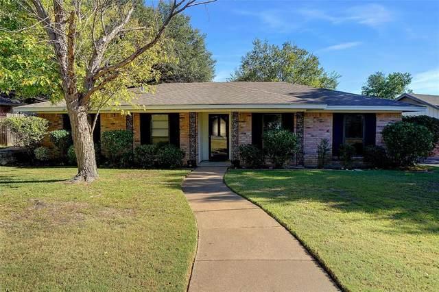 316 Rhineland Road, Benbrook, TX 76126 (MLS #14464207) :: Real Estate By Design