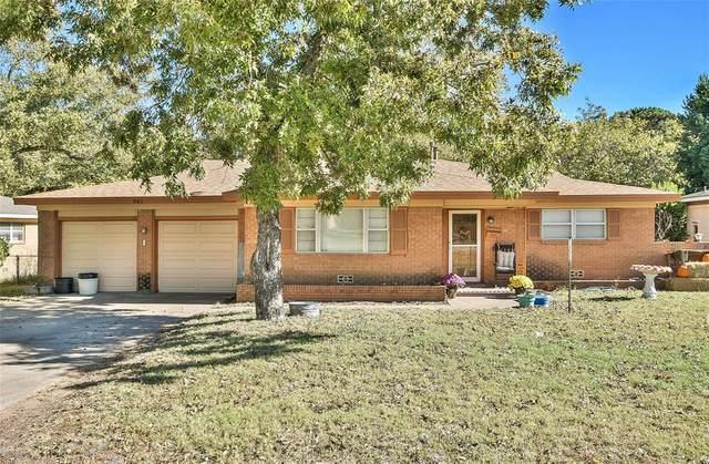 941 N Harbin Drive, Stephenville, TX 76401 (MLS #14464280) :: Keller Williams Realty
