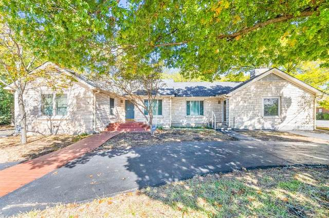 408 W Walnut, Decatur, TX 76234 (MLS #14464311) :: Real Estate By Design
