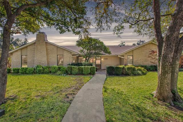 6840 Roundrock Road, Dallas, TX 75248 (MLS #14464319) :: Real Estate By Design