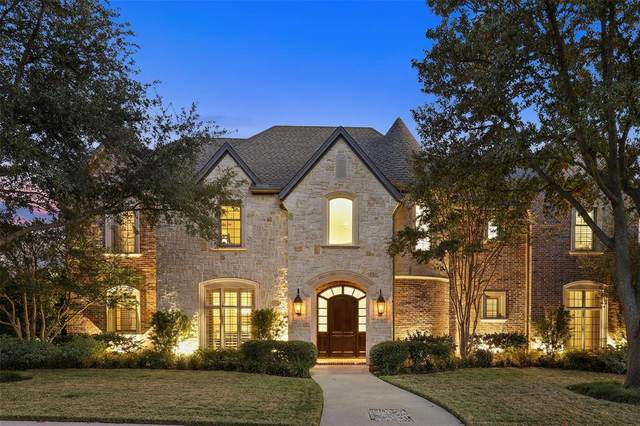 6357 Haley Way, Frisco, TX 75034 (MLS #14464403) :: The Kimberly Davis Group