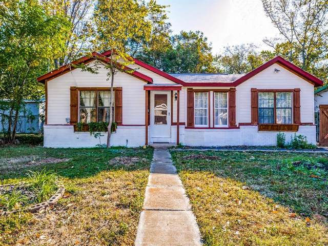 2913 Halbert Street, Fort Worth, TX 76112 (MLS #14464450) :: The Mauelshagen Group