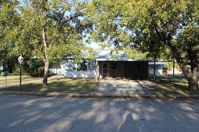 1916 Brazos Street, Coleman, TX 76834 (MLS #14464491) :: The Paula Jones Team | RE/MAX of Abilene