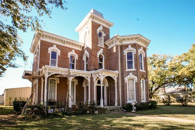 106 W Sears, Denison, TX 75021 (MLS #14464514) :: All Cities USA Realty