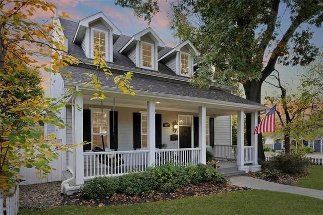 507 S Waddill Street, Mckinney, TX 75069 (MLS #14464629) :: The Kimberly Davis Group