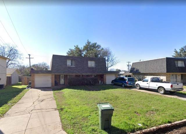2500 Hollandale Circle, Arlington, TX 76010 (MLS #14464643) :: All Cities USA Realty