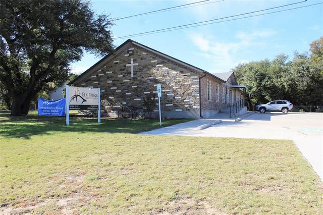 634 East Road, Stephenville, TX 76401 (MLS #14464746) :: Maegan Brest | Keller Williams Realty