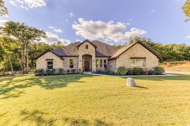 1800 Sweet Springs Road, Weatherford, TX 76088 (MLS #14464797) :: The Kimberly Davis Group