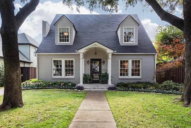 4533 Southern Avenue, Highland Park, TX 75205 (MLS #14464819) :: Potts Realty Group