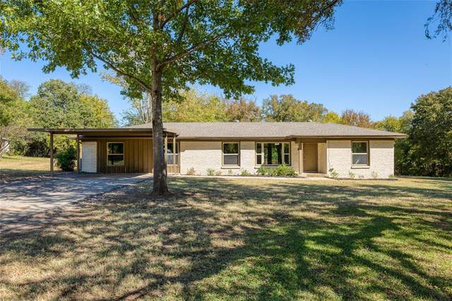 1709 Scotland Avenue, Azle, TX 76020 (MLS #14464827) :: Real Estate By Design