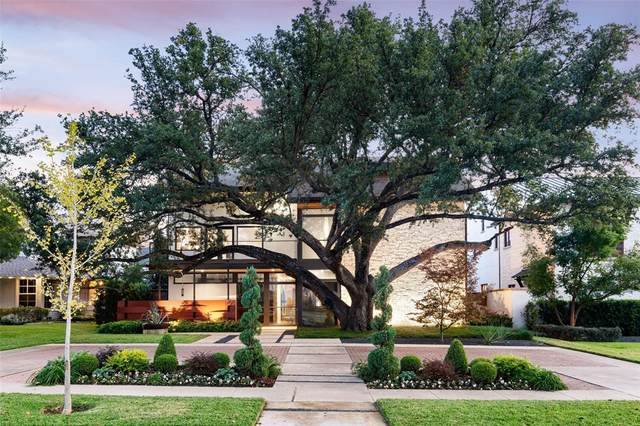 3405 Wentwood Drive, University Park, TX 75225 (MLS #14464923) :: Real Estate By Design