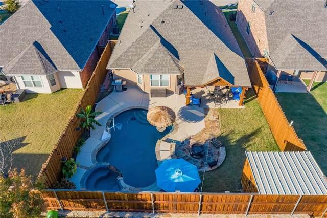 139 Pleasant Hill Lane, Fate, TX 75189 (MLS #14464928) :: The Mauelshagen Group