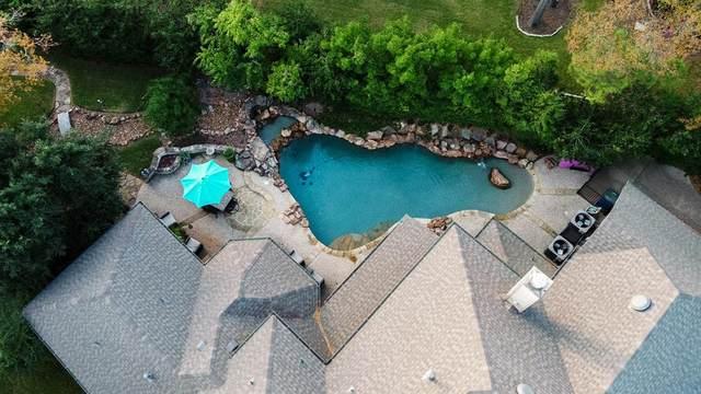 4730 Pin Oaks Circle, Rockwall, TX 75032 (MLS #14464940) :: The Kimberly Davis Group