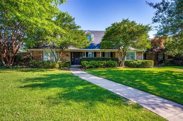4214 Myerwood, Dallas, TX 75244 (MLS #14464979) :: Real Estate By Design