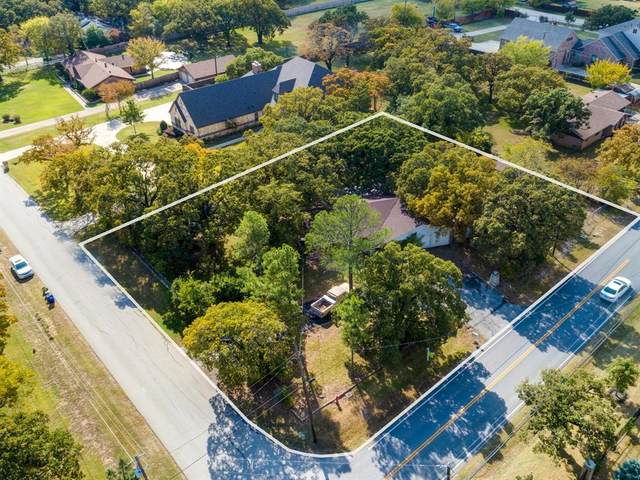 701 W Ld Lockett Road, Colleyville, TX 76034 (MLS #14465029) :: Trinity Premier Properties