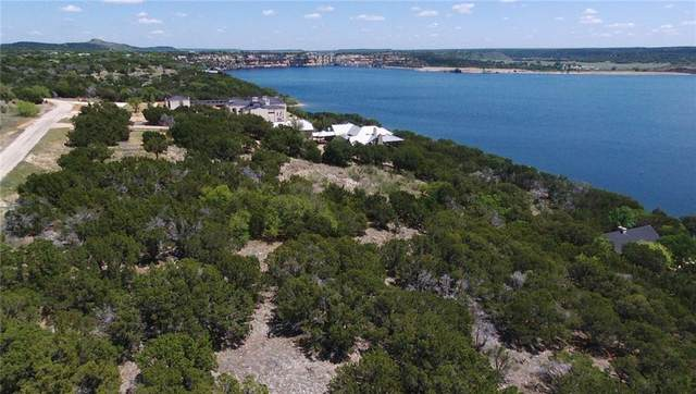 E8 Panorama Way, Possum Kingdom Lake, TX 76449 (MLS #14465034) :: The Mitchell Group