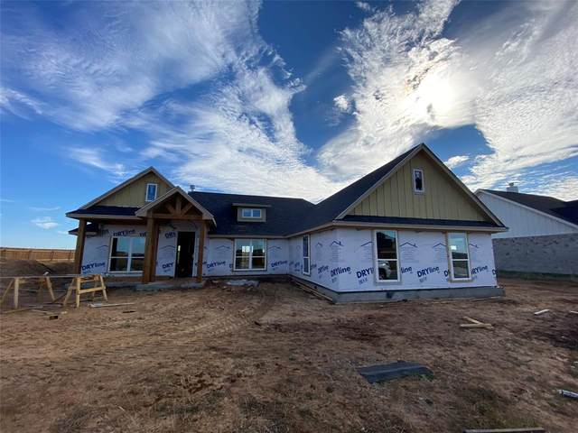 309 Rafter Drive T, Tuscola, TX 79562 (MLS #14465041) :: The Mauelshagen Group