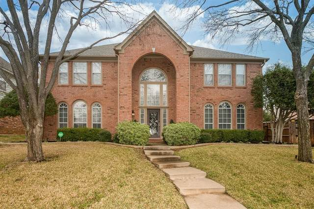 1535 Lakeview Drive, Keller, TX 76248 (MLS #14465322) :: Keller Williams Realty