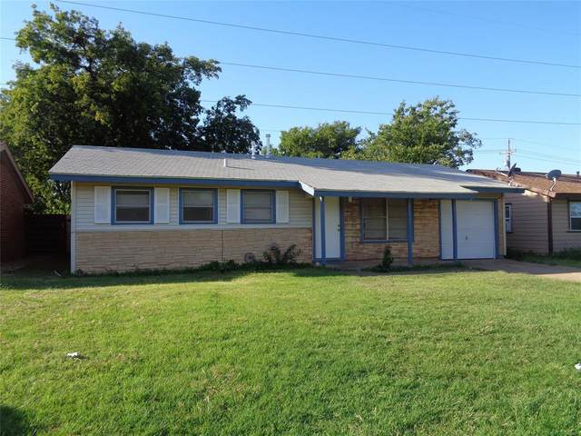 4709 State Street, Abilene, TX 79603 (MLS #14465329) :: Real Estate By Design