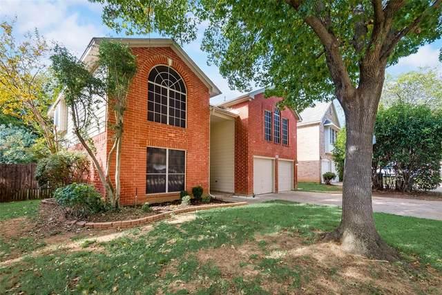 3109 Brookhollow Lane, Flower Mound, TX 75028 (MLS #14465471) :: Real Estate By Design