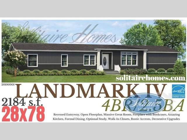 300 Granite Drive, Ponder, TX 26259 (MLS #14465505) :: Hargrove Realty Group