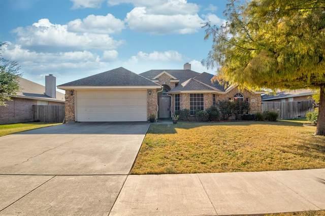 509 Jeffdale Drive, Burleson, TX 76028 (MLS #14465534) :: Real Estate By Design