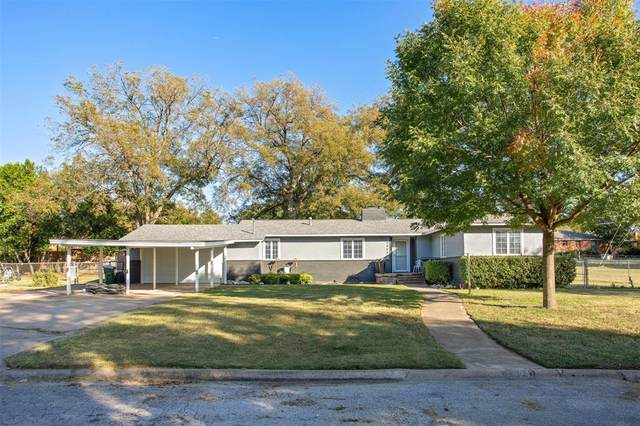 2924 Mimosa Park Drive, Richland Hills, TX 76118 (MLS #14465571) :: Real Estate By Design