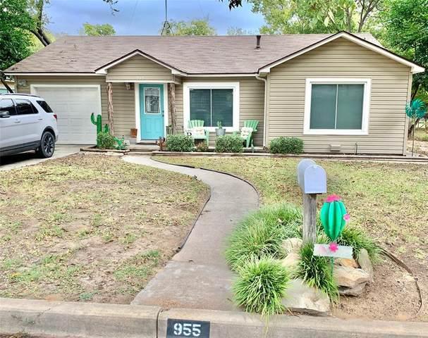 955 N Neblett Street, Stephenville, TX 76401 (MLS #14465655) :: The Tierny Jordan Network