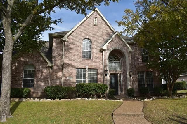 4480 Mira Vista Drive, Frisco, TX 75034 (MLS #14465901) :: NewHomePrograms.com LLC