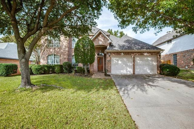 2152 Branchwood Drive, Grapevine, TX 76051 (MLS #14465971) :: Real Estate By Design