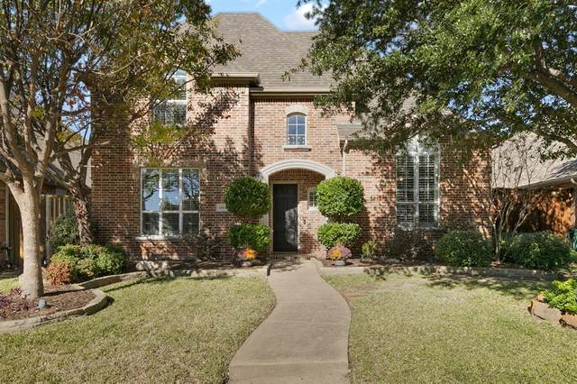 4068 Navarro Way, Frisco, TX 75034 (MLS #14466032) :: The Kimberly Davis Group