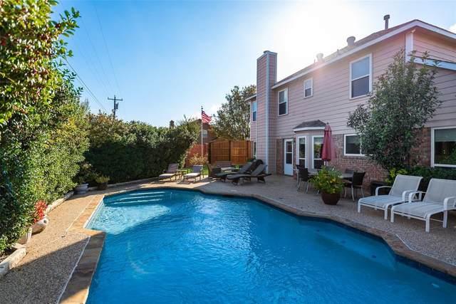 8200 Tavaros Drive, Plano, TX 75024 (MLS #14466064) :: Real Estate By Design