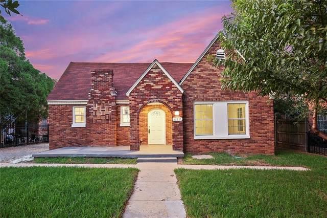 627 Winston Street, Dallas, TX 75208 (MLS #14466109) :: Real Estate By Design