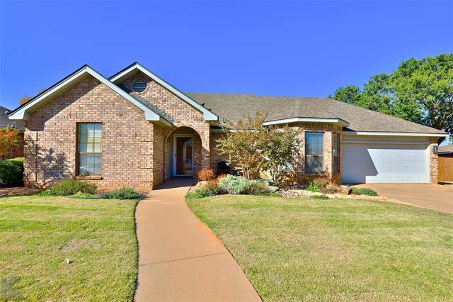 7741 John Carroll Drive, Abilene, TX 79606 (MLS #14466135) :: Real Estate By Design