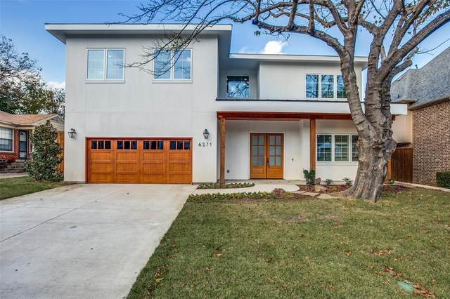 6271 Martel Avenue, Dallas, TX 75214 (MLS #14466151) :: Real Estate By Design