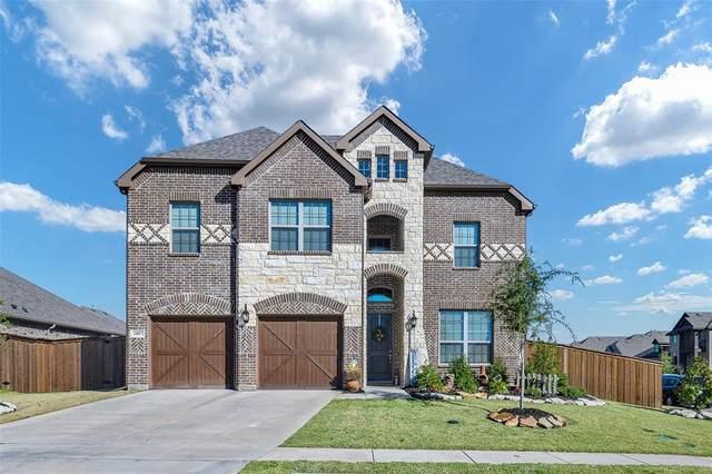 1807 Amalfi Drive, McLendon Chisholm, TX 75032 (MLS #14466182) :: The Kimberly Davis Group