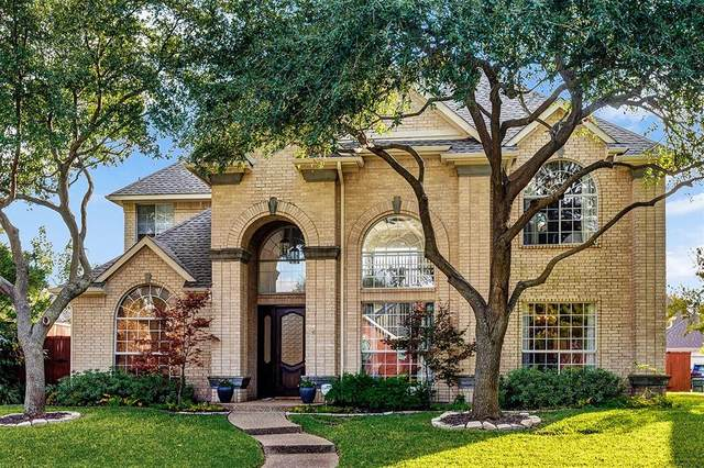 2124 Deerfield Drive, Plano, TX 75023 (MLS #14466199) :: Real Estate By Design