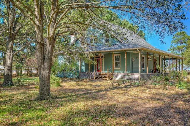 1510 County Road 4208, Campbell, TX 75422 (MLS #14466306) :: The Mitchell Group