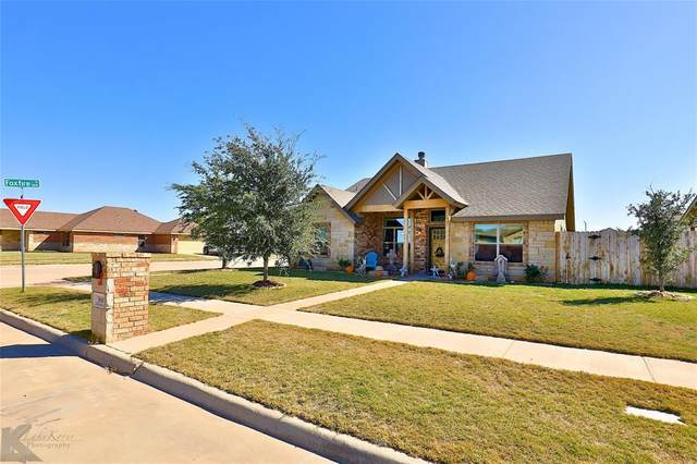 3601 Firedog Road, Abilene, TX 79606 (MLS #14466335) :: Potts Realty Group