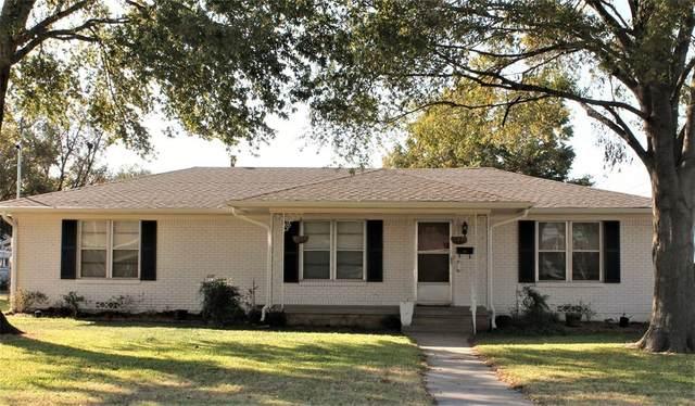 727 White, Whitesboro, TX 76273 (MLS #14466375) :: Real Estate By Design