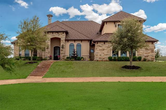 315 Rustic View Lane, Aledo, TX 76008 (MLS #14466395) :: The Tierny Jordan Network